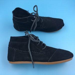 Toms Moccasin Flat Shoes DR00271 Sz 5.5